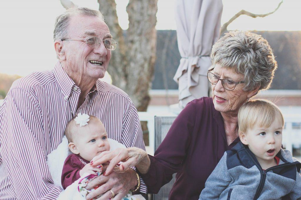 Quand les parents divorcent, que deviennent les grands-parents?