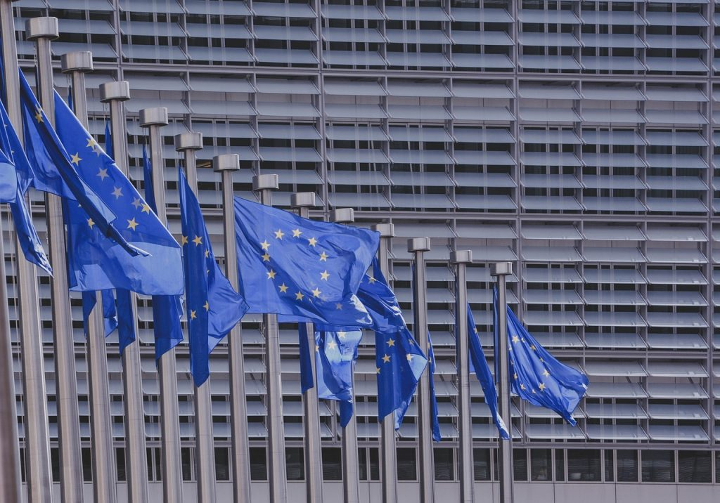 La législation européenne